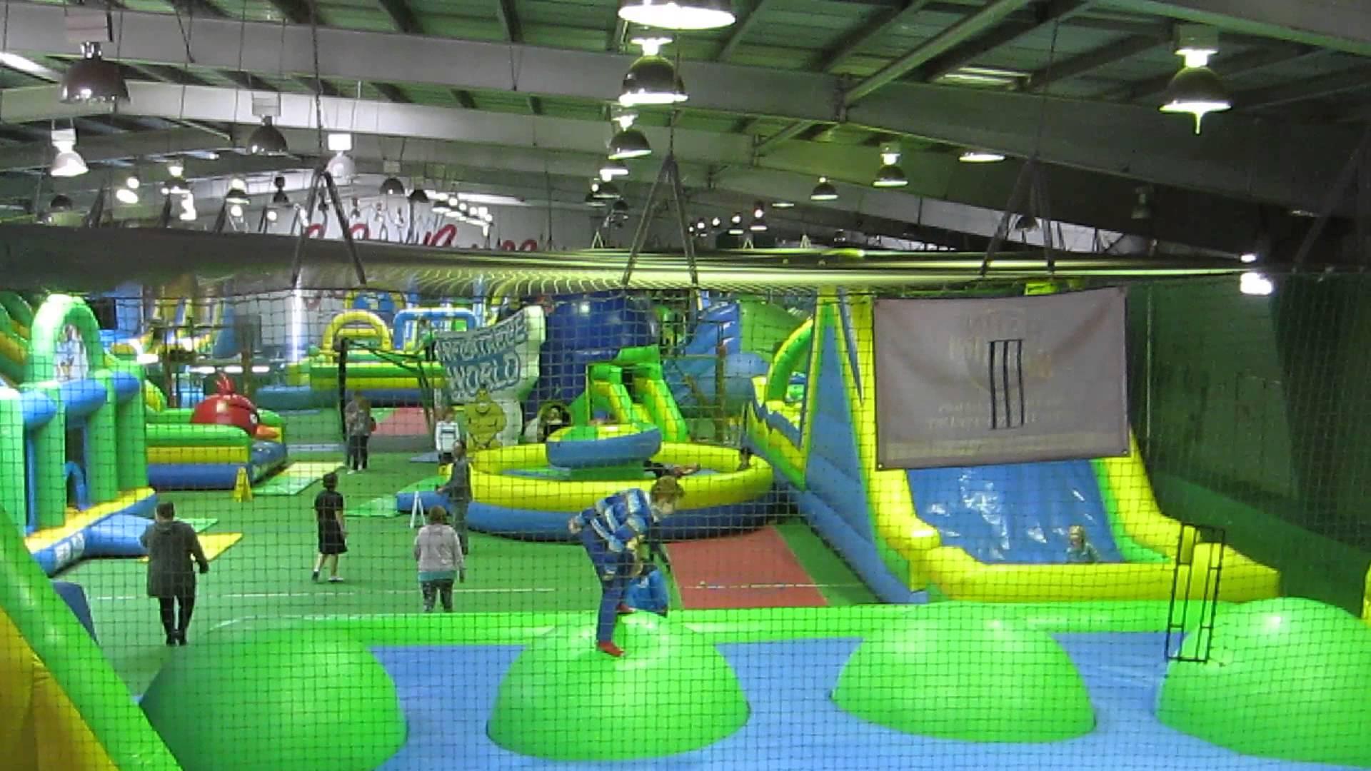 Inflatable World - Toowoomba | Fun365
