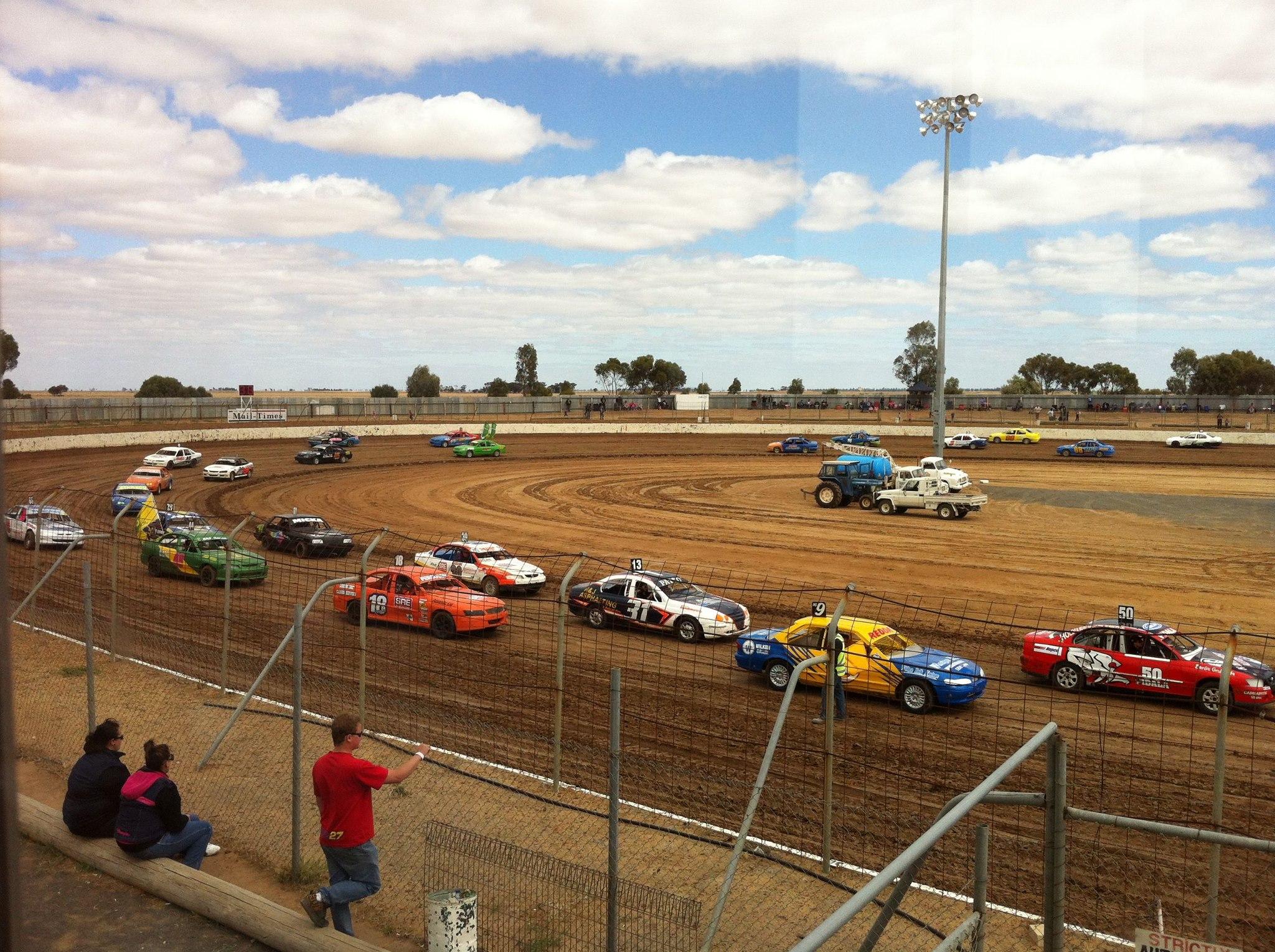 Blue Ribbon Raceway Fun365
