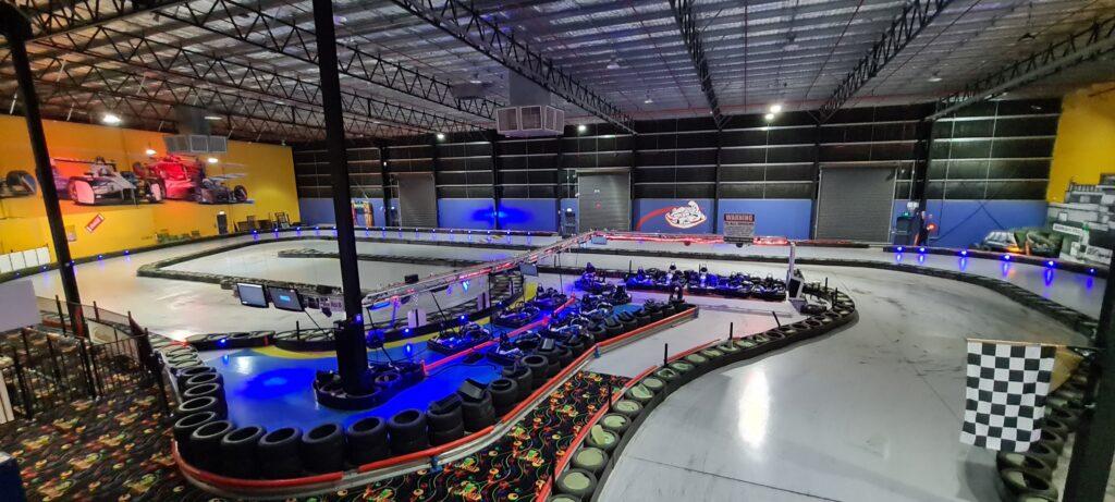 GoKart Track Indoor